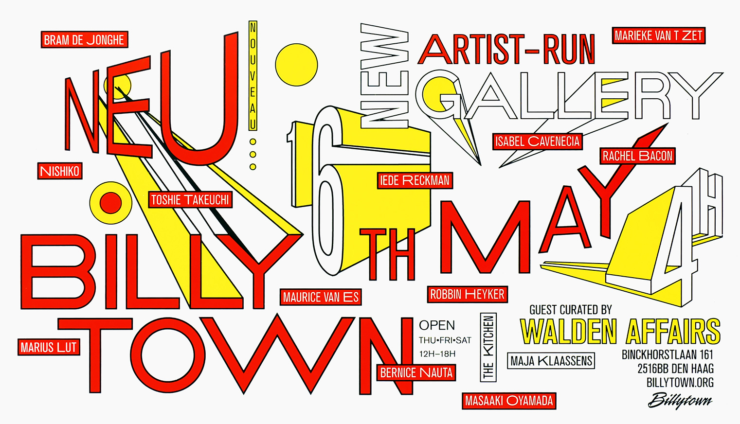 Billytown Artist-Run Gallery